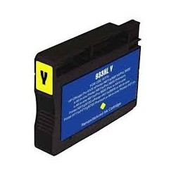 TINTA COMPATIBLE HP 933XL CN056AE AMARILLO