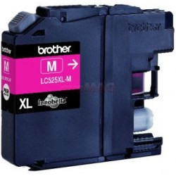 CARTUCHO COMPATIBLE BROTHER LC525XL MAGENTA LC525XLM 1.500PG