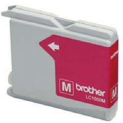Cartucho de tinta compatible con Brother LC970M Magenta(35ML)