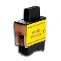 Cartucho de tinta compatible con Brother LC900Y Yellow (17,5ML)