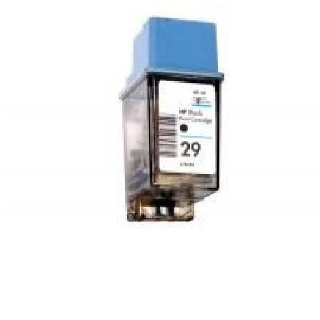Cartucho de tinta compatible con HP 51649A Black N29