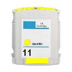 Cartucho de tinta compatible con HP C4838A Yellow N11