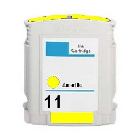 Cartucho de tinta compatible con HP C4838A Yellow N11