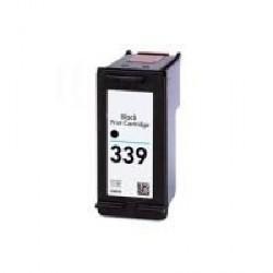 Cartucho de tinta remanufacturada con HP C8767E Black N339 (30 ml)