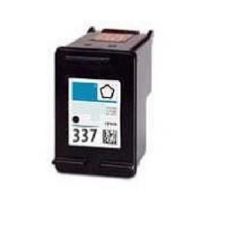 Cartucho de tinta remanufacturada con HP C9364E Black N337 25 ML