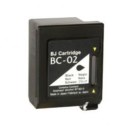 Cartucho de tinta compatible con Canon BC02 NEGRO