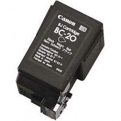 Cartucho de tinta compatible con Canon BC20 NEGRO
