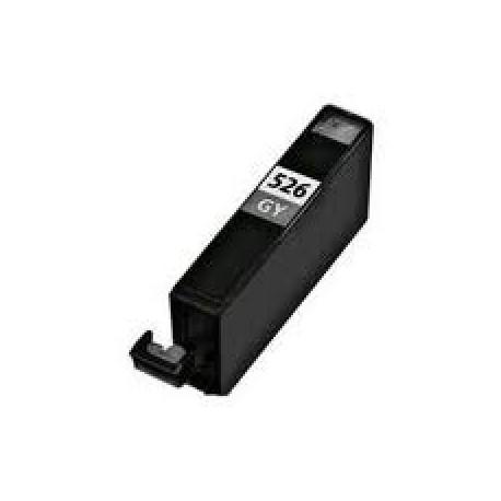 Cartucho de tinta compatible con Canon CLI-526 GRIS 9ML.