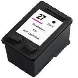 CARTUCHO TINTA COMPATIBLE HP 27 NEGRO C8727A