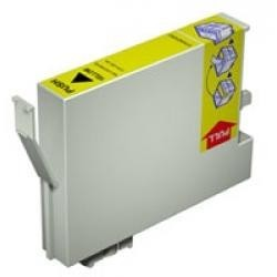 Cartucho de tinta compatible con EPSON T0544 YELLOW