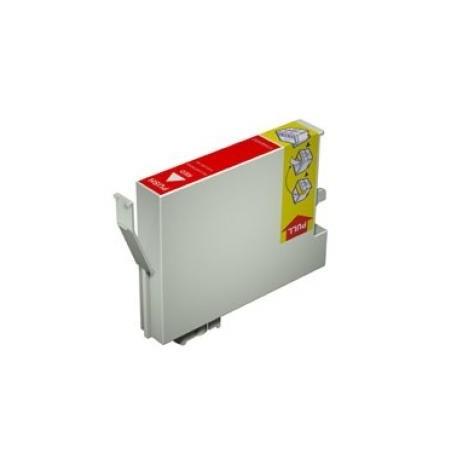 Cartucho de tinta compatible con EPSON T0547 RED