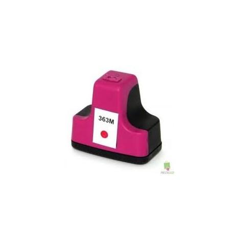 Cartucho de tinta compatible con HP Nº363 C8772E MAGENTA