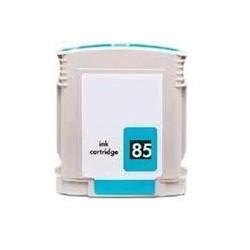 Cartucho de tinta compatible con HP Nº85 C9425A CYAN