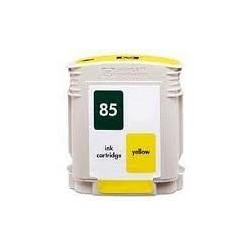Cartucho de tinta compatible con HP Nº85 C9427A YELLOW