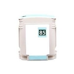 Cartucho de tinta compatible con HP Nº85 C9428A LIGHT CYAN