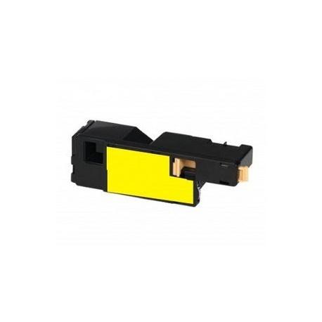 Toner compatible con DELL 1250 Yellow 1400 pag.