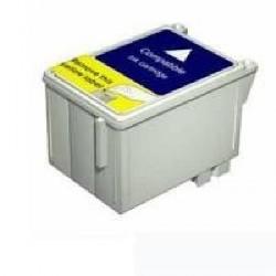 Cartucho de tinta compatible con Epson T037140 Tricolor