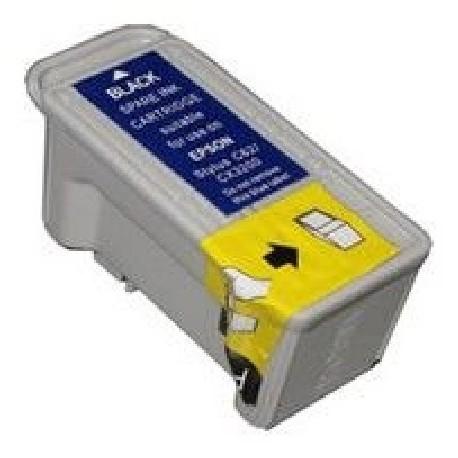 Cartucho de tinta compatible con Epson T040140 Black 18 ML