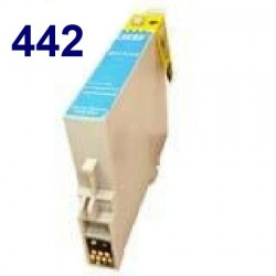 Cartucho de tinta remanufacturado para Epson T044240 Cyan (16ML)