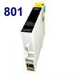 Cartucho de tinta remanufacturado para Epson T080140 Black