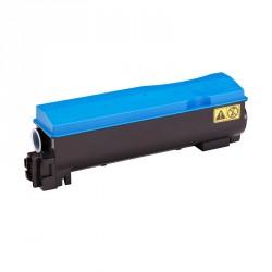 Cartucho de toner compatible con KYOCERA TK-570CY 12000Pag.