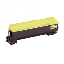 Cartucho de toner compatible con KYOCERA TK-570YELL. 12000Pag.