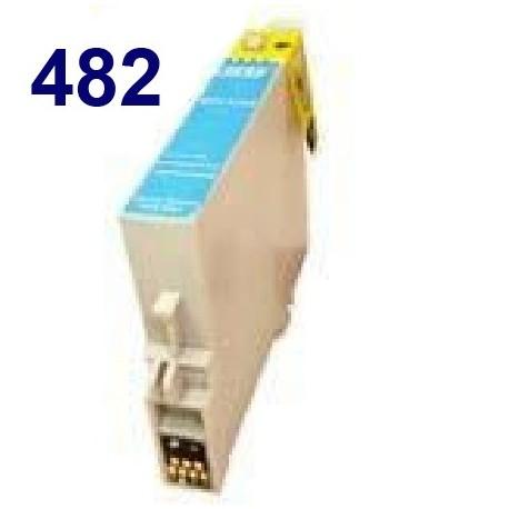 Cartucho de tinta remanufacturado para Epson T048240 Cyan