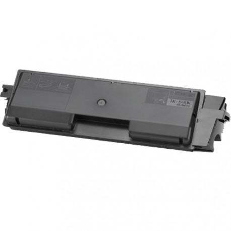 Cartucho de toner compatible con KYOCERA TK-590BK 7000Pag.