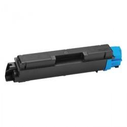 Cartucho de toner compatible con KYOCERA TK-590CY 5000Pag.