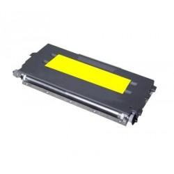 Cartucho de toner compatible con LEXMARK C500N YELL 3.000Pag.