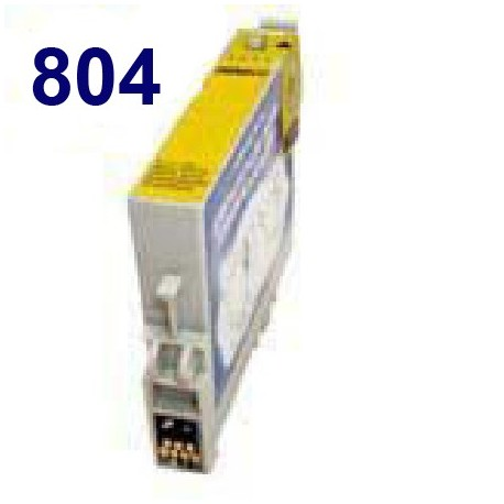 Cartucho de tinta remanufacturado para Epson T080440 Yellow