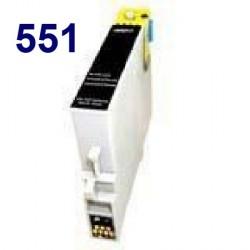 Cartucho de tinta remanufacturado para Epson T055140 Black
