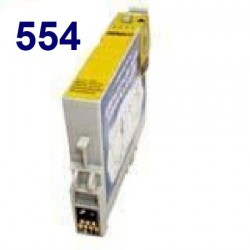 Cartucho de tinta remanufacturado para Epson T055440 Yellow