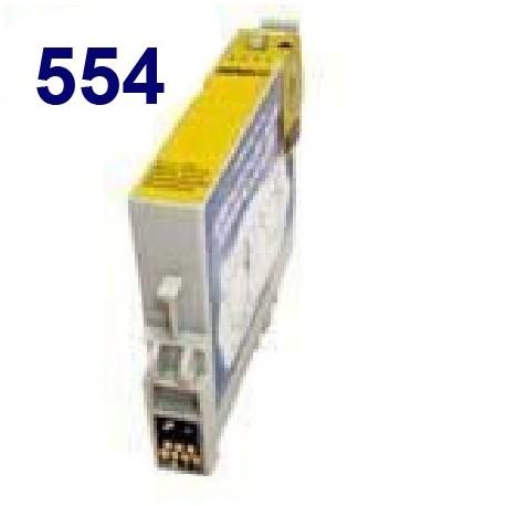 Cartucho de tinta remanufacturado para Epson T055440 Yellow