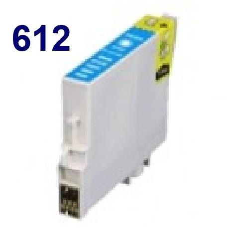 Cartucho de tinta remanufacturado para Epson T061240 Cyan 18,2 ML