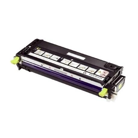 Toner compatible DELL 3130cn yellow