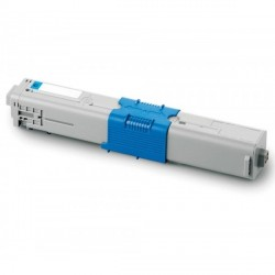 Toner compatible OKI C310/C330/C510/C530/C530dn/MC351/MC361/MC561 ( 806 ) CYAN