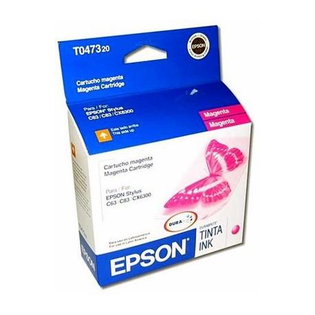 Tinta compatible EPSON Stylus C63/C83/CX6300 MAGENTA