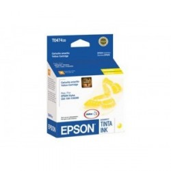 Tinta compatible EPSON Stylus C63/C83/CX6300 YELLOW