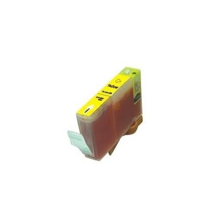 TINTA COMPATIBLE CANON BCI-6 YELLOW