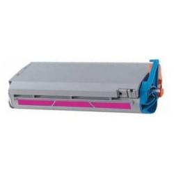 Toner Compatible con Oki 41963006 Magenta Tipo C4 (10.000 pag.)