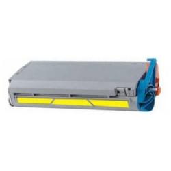 Toner Compatible OKI 41963005 Tipo C4 Amarillo 10k