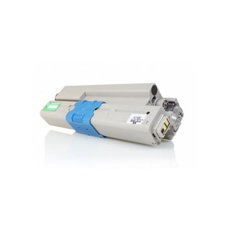 Toner Magenta OKI C301 / C321 compatible, sustituye al toner original OKI 44973534