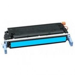 Cartucho de toner compatible con HP C9721A Cyan