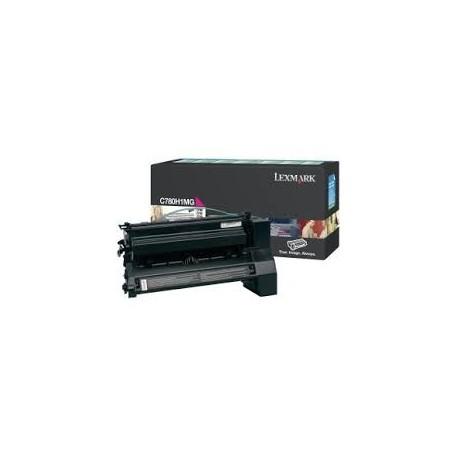 Toner compatible Lexmark C780A1MG Magenta