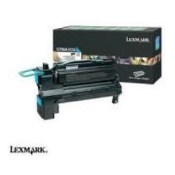 Toner compatible Lexmark C792A1CG Cyan