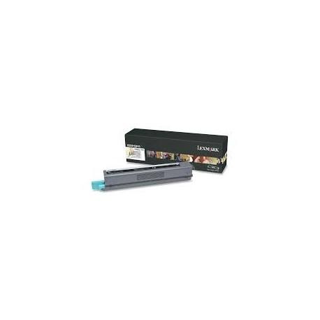 Toner compatible Lexmark X925H2KG Negro