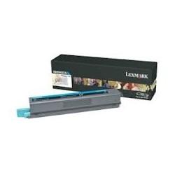 Toner compatible Lexmark X925H2CG Cyan