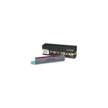 Toner compatible Lexmark C925H2MG Magenta