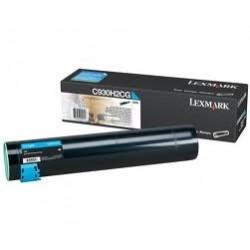 Toner comaptible Lexmark C930H2CG Cyan